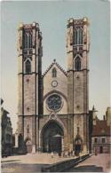 Cpa 71 Chalon-sur-Saône - Cathédrale Saint-Vincent - Chalon Sur Saone