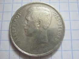 2 Francs 1911 (FRA) - 1909-1934: Albert I
