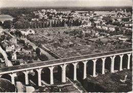 60 - CHANTILLY - Vue Générale Et Le Viaduc - Chantilly