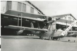 PHOTO AVION HYDRAVION CAMS 56  F-ALCH   RETIRAGE  14X10CM - 1919-1938: Between Wars