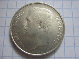 2 Francs 1912 (NLD) - 1909-1934: Albert I