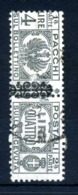 1945 LUOGOTENENZA PACCHI POSTALI N.57 USATO - 5. 1944-46 Lieutenance & Umberto II