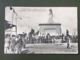 """FLOING-SEDAN (1 Sept 1870-1910) Inauguration Du Monument Des """"Braves Gens""""; - Sedan"""
