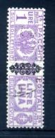 1945 LUOGOTENENZA PACCHI POSTALI N.54 USATO - 5. 1944-46 Lieutenance & Umberto II