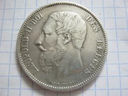 5 Francs 1873 (A - Short PROTEGE) - 09. 5 Francs