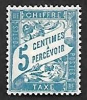 TAXE    28  -  NEUF** - Taxes