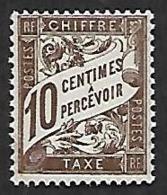 TAXE    29  -  NEUF** - Taxes