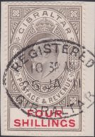 Gibraltar     .    SG     .   73  (2 Scans)     .     O     .  Gebruikt    .     /    .    Cancelled - Gibraltar