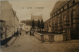 Leuven - Louvain // Le Beguinage - Vue Diff.) 1918 - Leuven