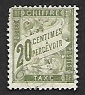TAXE   31  -  Oblitéré - 1859-1955 Usati