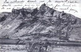 26 - Drome -  Environs De VALENCE  - Les Ruines De Crussol - Attelages - Valence