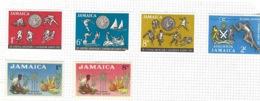 Jamaïque, La Page,  - Avec Charnière TB - Zanzibar (1963-1968)