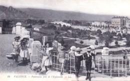 26 - Drome -  VALENCE - Panorama Pris De L Esplanade - Valence