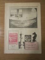 Schach Chess Ajedrez échecs - Russische Schachzeitung N° 21 (267) 1983 - Bücher, Zeitschriften, Comics