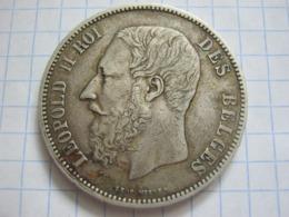 5 Francs 1868 - 09. 5 Francs
