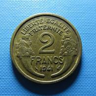France 2 Francs 1941 - I. 2 Francs