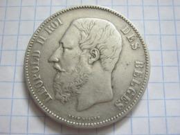 5 Francs 1869 - 09. 5 Francs