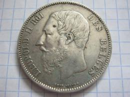 5 Francs 1870 - 09. 5 Francs