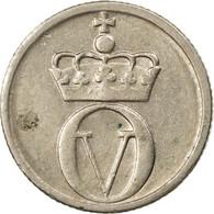 Monnaie, Norvège, Olav V, 10 Öre, 1968, TTB, Copper-nickel, KM:411 - Noruega