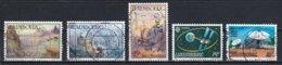 Luxembourg 1991 : Timbres Yvert & Tellier N° 1214 - 1215 - 1216 - 1221 - 1222 - 1223 - 1224 - 1225 Et 1226 Oblit. - Gebruikt