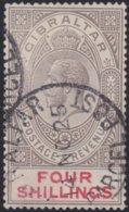 Gibraltar     .    SG     .   100  (2 Scans)   .     O     .  Gebruikt    .     /    .    Cancelled - Gibraltar