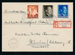 D.-Post In Polen  -Beleg... (op841  ) Siehe Scan - Besetzungen 1938-45