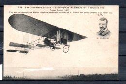 Les Pionniers De L'air - L'aéroplane Louis Blériot N° 11 En Plein Vol - Airmen, Fliers