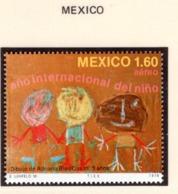 YEAR INTERN. OF CHILD - MESSICO - Mi. Nr.  1622  - NH - (6532-15.) - Messico