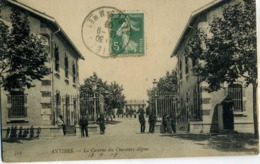 ANTIBES, La Caserne Des Chasseurs Alpin. - Altri