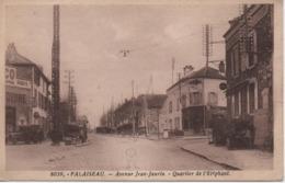 PALAISEAU  AVENUE JEAN JAURES  QUARTIER DE L'ELEPHANT - Palaiseau