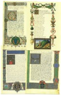 1993 - Vaticano - Cartoline Postali Celebrative Del Bimillenario Oraziano - Celebrità