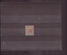 Nouvelle Calédonie, 1912, N° 109 * - Ungebraucht