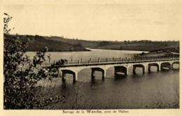 BELGIQUE - LIEGE - WAISMES - WEISMES - Barrage De La Warche, Pont De Halem. - Waimes - Weismes