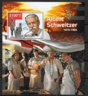 GUINEE BISSAU  BF 791  * *  ( Cote 16e )  Schweitzer Croix Rouge Medecine - Albert Schweitzer
