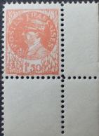 R1591/438 - 1941 - TYPE PETAIN Avec L'effigie De DE GAULLE - N°517h Clair NEUF** CdF ☛☛☛ FAUX DE NICE - Cote : 50,00 € - Neufs