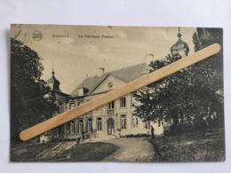 JODOIGNE « CHÂTEAU PASTUR 1921»panorama,animée( LÉGIA). - Jodoigne