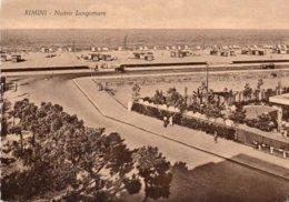 RIMINI-NUOVO LUNGOMARE-1951-F.G - Rimini
