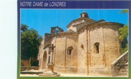Carte -  St Martin De Londres -  Notre Dame De Londres    V659 - France