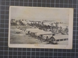 11.612) Angola Moçamedes Vila De Mossamedes (cansado) - Angola