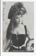 Germaine Gallois - Reutlinger - Theatre