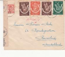 Guerre 1940/45   Envlp   Vers L'Allemagne  2 Scan - Oorlog 40-45