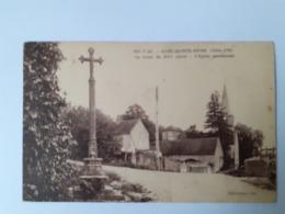 Alise Sainte Reine - La Croix Du XVIe Siècle - Autres Communes