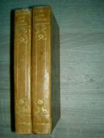 Le Mie Prigioni Memorie Di Silvio Pellico 1834 / Addizioni Di Piero Marocelli 1833 Francesca Da Rimini  /Eufemio Da Mess - Old Books