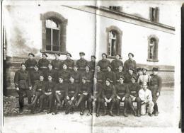 Photographie 18 X 13   MILITAIRE   CASERNE 1937,? - Guerre, Militaire