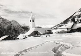 SAINT BARTHELEMY-PANORAMA INVERNALE-1963-F.G - Brescia
