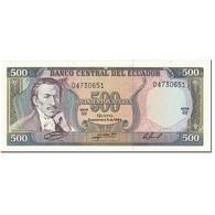 Billet, Équateur, 500 Sucres, 1984, 1984-09-05, KM:124a, NEUF - Equateur