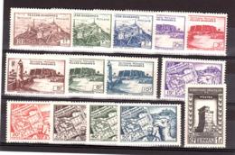Fezzan - 1946 - N° 30 à 42 - Neufs ** - Fezzan (1943-1951)