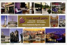 CP Portugal 2019 - Porto, Hotel Estoril, Multi-vues - Porto