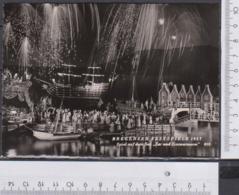 Bregenz Festspiele 1957 Zar Und Zimmermann Ungelaufen AK 287 - Bregenz
