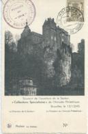 Modave - Colletions Spécialiséés De L'Amicale Philatélique - Le Château - 1945 - Modave